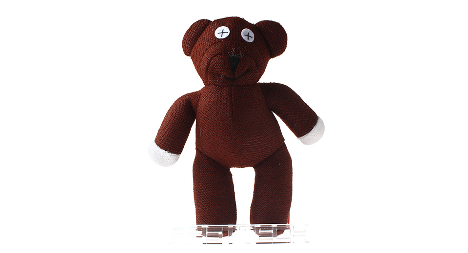 Mr. Bean Teddy Bear Stuffed Cartoon Doll Plush Soft Toy (22cm)