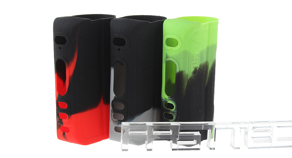 Image of Authentic HCigar Protective Silicone Sleeve Case for VT75 75W Mod (3 Pieces)