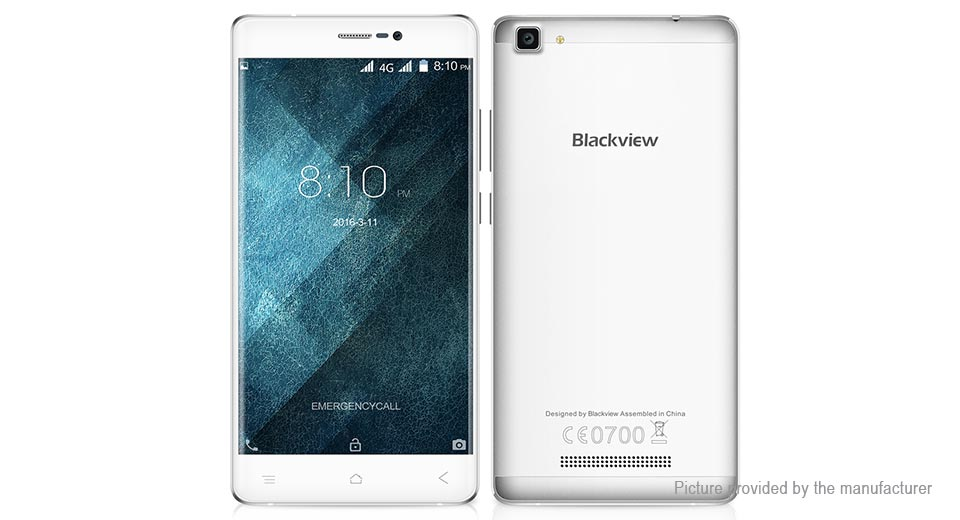 "Blackview A8 Max 5.5"" Quad-Core Marshmallow LTE Smartphone (16GB/EU)"