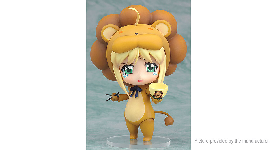 Saber Lion MOD Anime Action Figure Toy