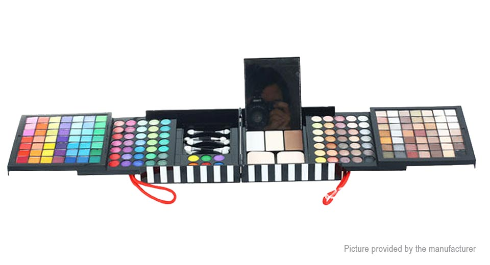 Cosmetic Makeup Eye Shadow + Powder Palette