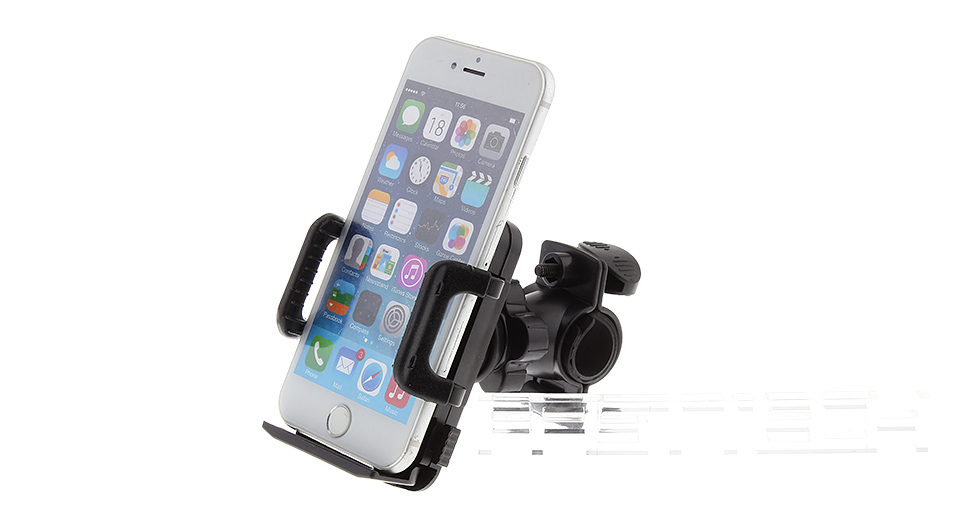 Bicycle Handlebar Mount Cell Phone Holder Stand