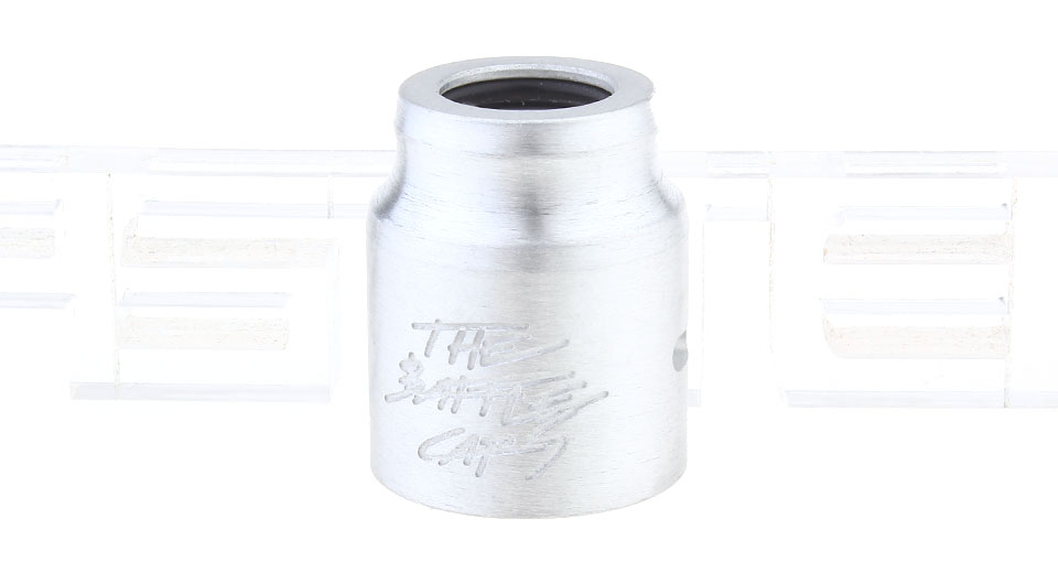 Replacement Aluminum Cap for Comp Lyfe Battle RDA Atomizer