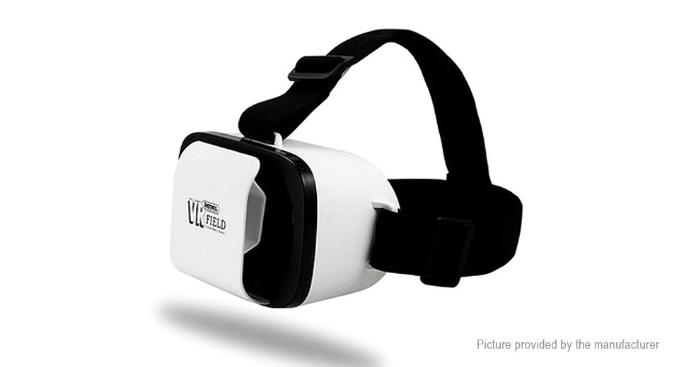 REMAX Field Series RT-VM02 3D Virtual Reality VR Glasses
