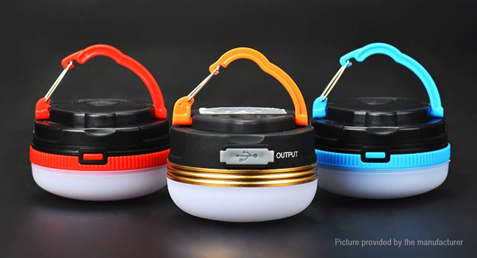 Image of BBKULE Rechargeable LED Camping Lantern