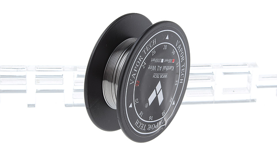Product Image: authentic-vapor-tech-kanthal-a1-heating-wire-for