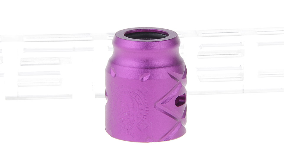 Replacement Aluminum Cap for Comp Lyfe Battle X RDA Atomizer