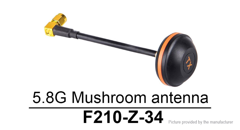 Authentic Walkera F210 5.8GHz Mushroom ...