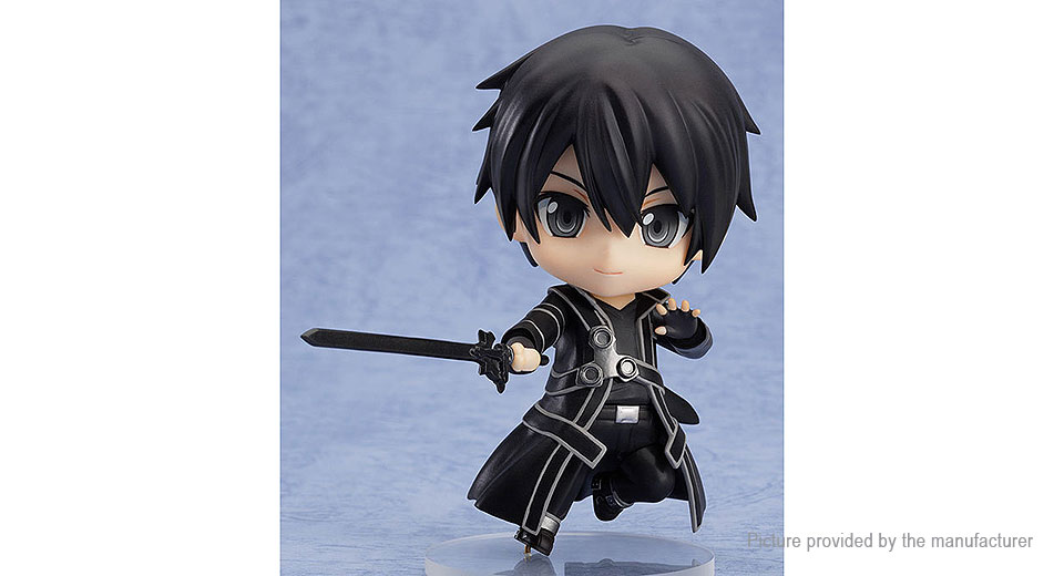 Sword Art Online Kirito Anime Figure Doll Toy