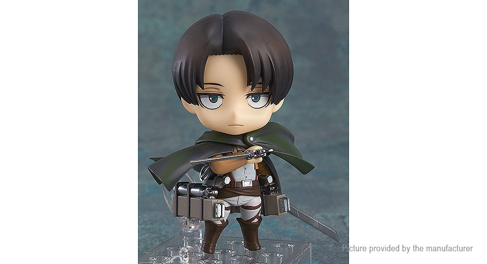 Attack on Titan Levi Anime Anime Figure Doll Toy