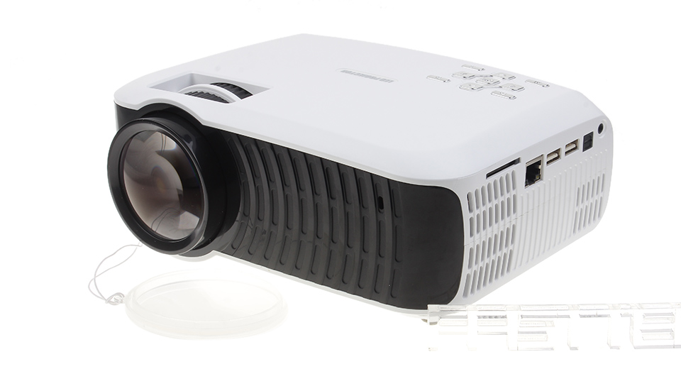 Image of RUISHIDA M3 1080p Full HD LED Projector (8GB/US)