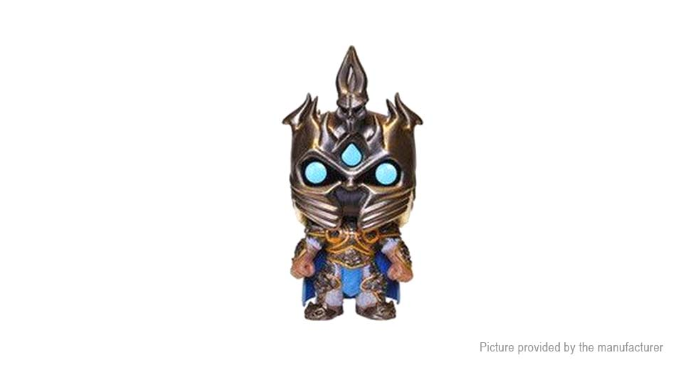 World of Warcraft Action Figure Toy (Arthas Menethil)