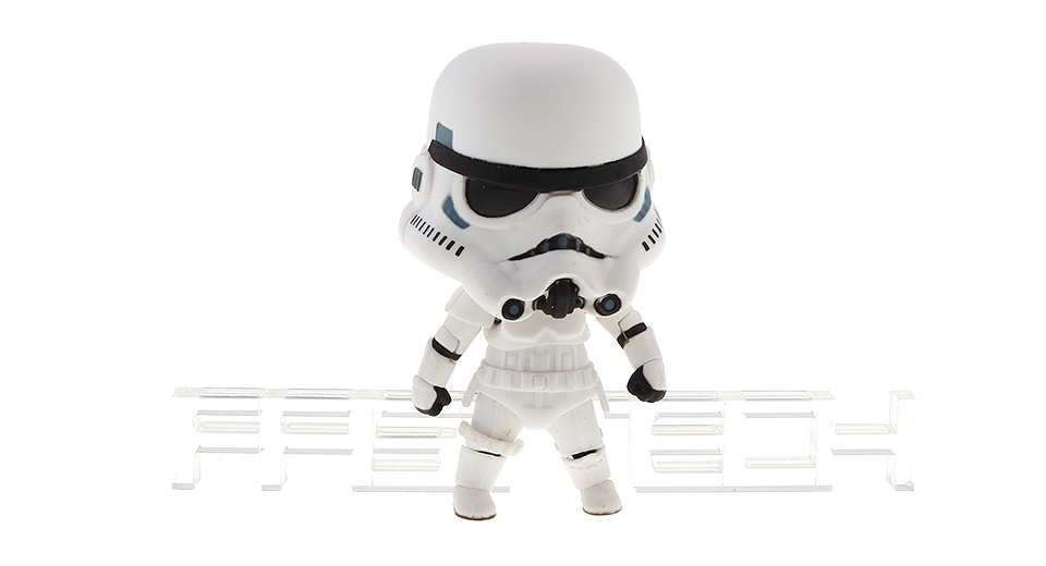 Star Wars First Order Stormtrooper Figure Toy