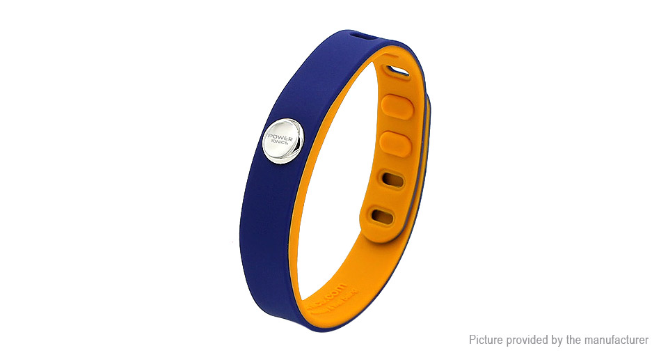 Image of POWER IONICS IDEA BAND Sports Bracelet Wristband