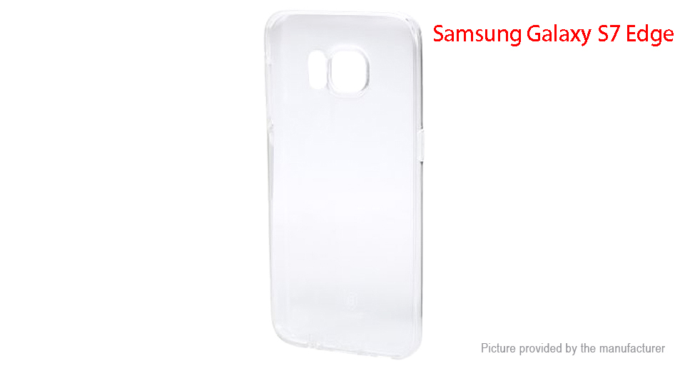 Image of Baseus TPU Protective Back Case Cover for Samsung Galaxy S7 Edge