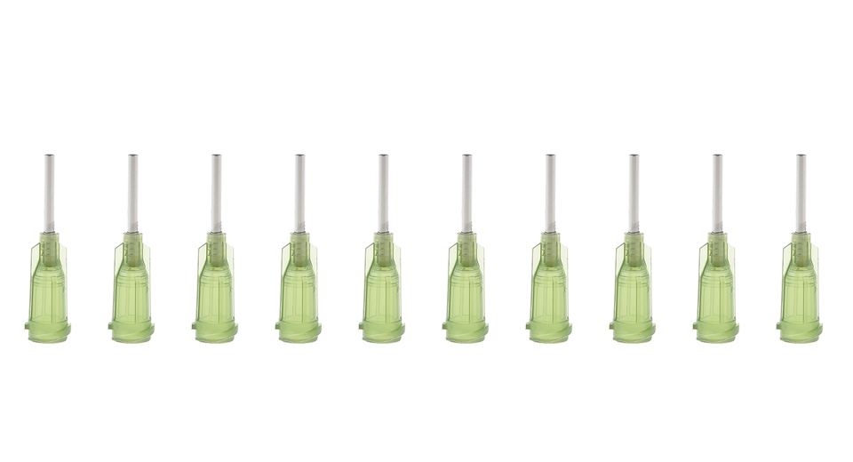 Image of 14G Dispensing Refilling Needle for RTA Atomizer (10-Pack)