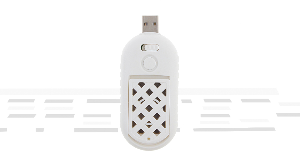 U Disk Shaped Portable USB Powered Electronic Mosquito Repellent