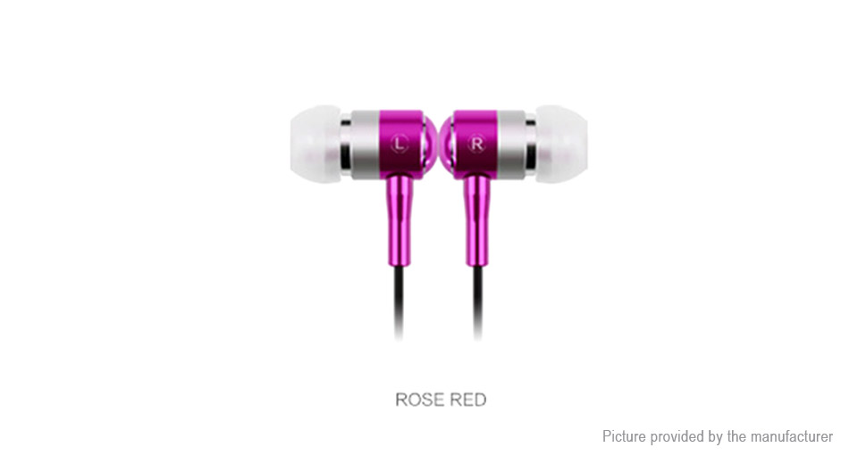 PESTON BT-505 3.5mm Jack In-Ear Stereo Earphones