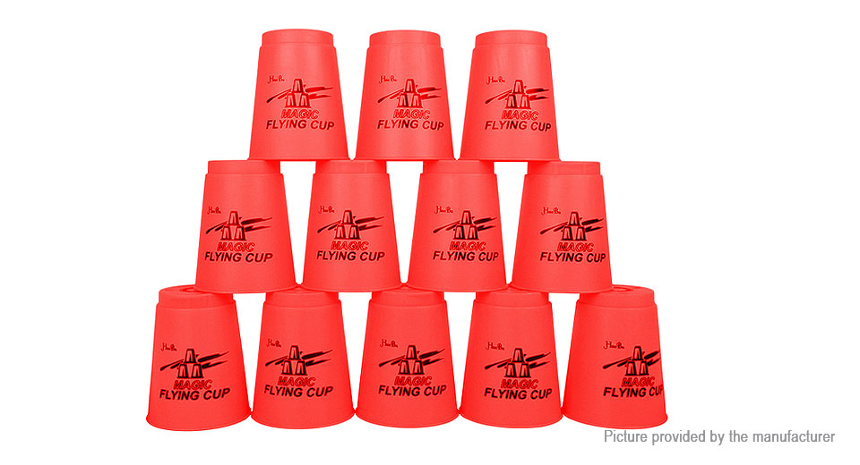Speed Training Sports Stacking Cups Set (12-Pack)