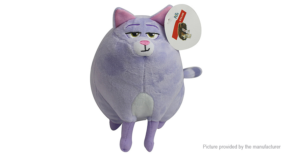 The Secret Life of Pets Chloe Cat Stuffed Cartoon Doll Plush Soft Toy