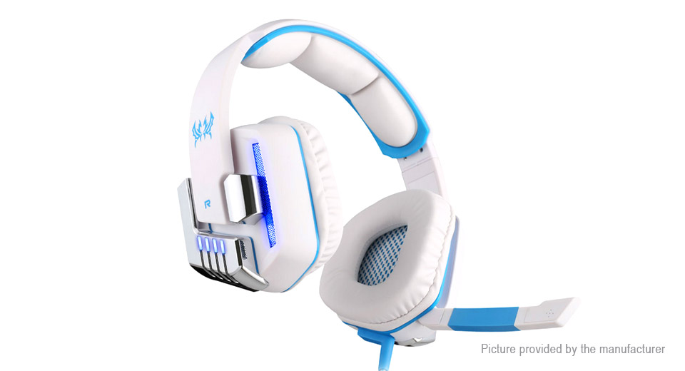 KOTION EACH G8200 USB Wired Vibration Gaming Headset