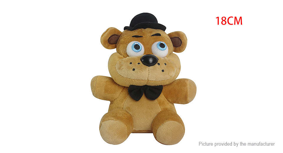 Five Nights at Freddy's Bear Stuffed Cartoon Doll Plush Soft Toy