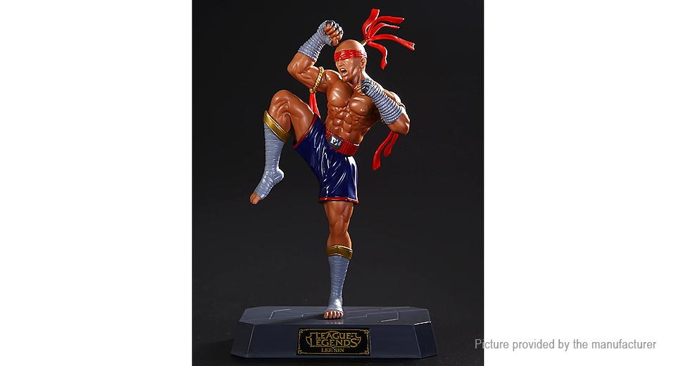 League of Legends LOL The Blind Monk Lee Sin Figure Toy