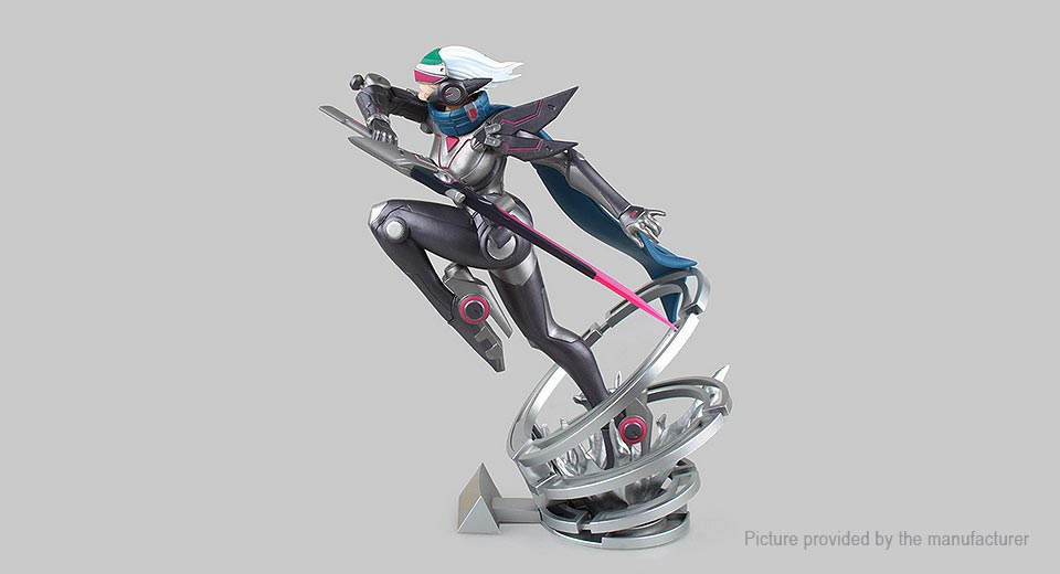 League of Legends LOL The Grand Duelist Fiora Figure Toy