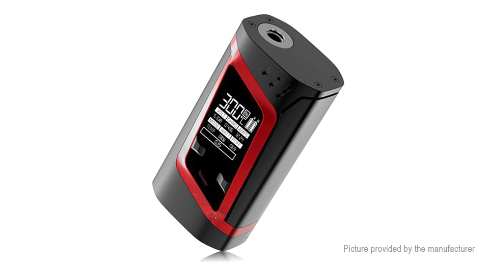 Authentic Smoktech SMOK Alien 220W TC VW APV Box Mod VW/TC Mod, Red
