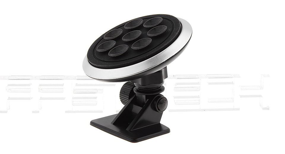 2-in-1 Car Windshield Suction Cup Holder + Qi Inductive Wireless Charger Transmitter