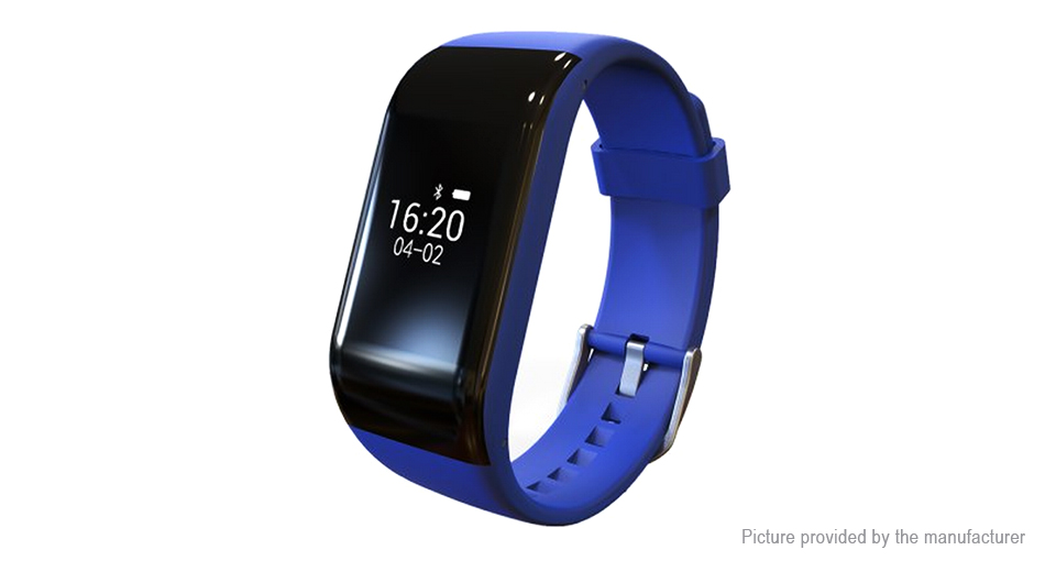 "R1 0.66"" OLED Touch Screen Smart Wristband Bracelet"