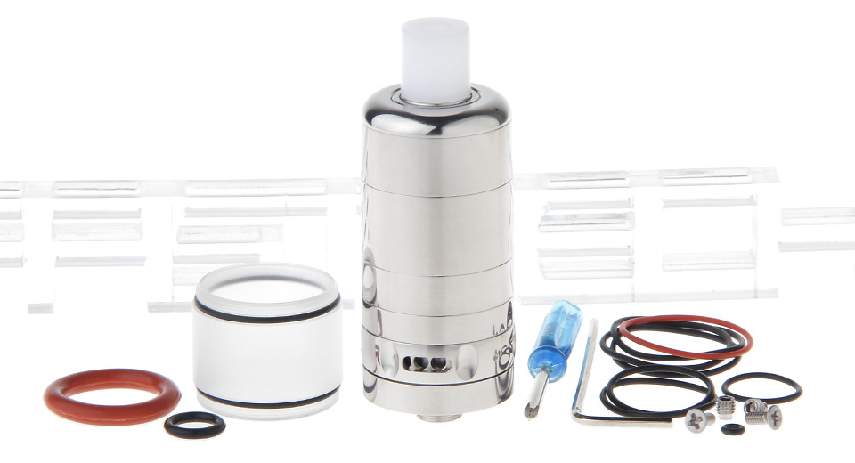 Rose V3 Styled RTA Rebuildable Tank Atomizer