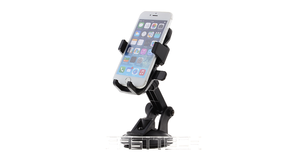 Car Suction Cup Mount Holder Stand for Cell Phones