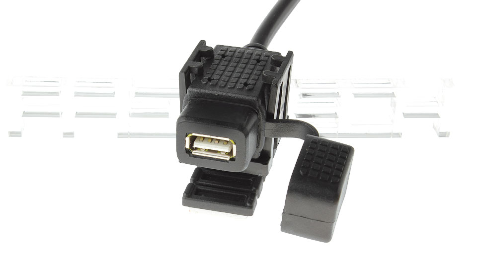 Motorcycle USB Power Socket Charger