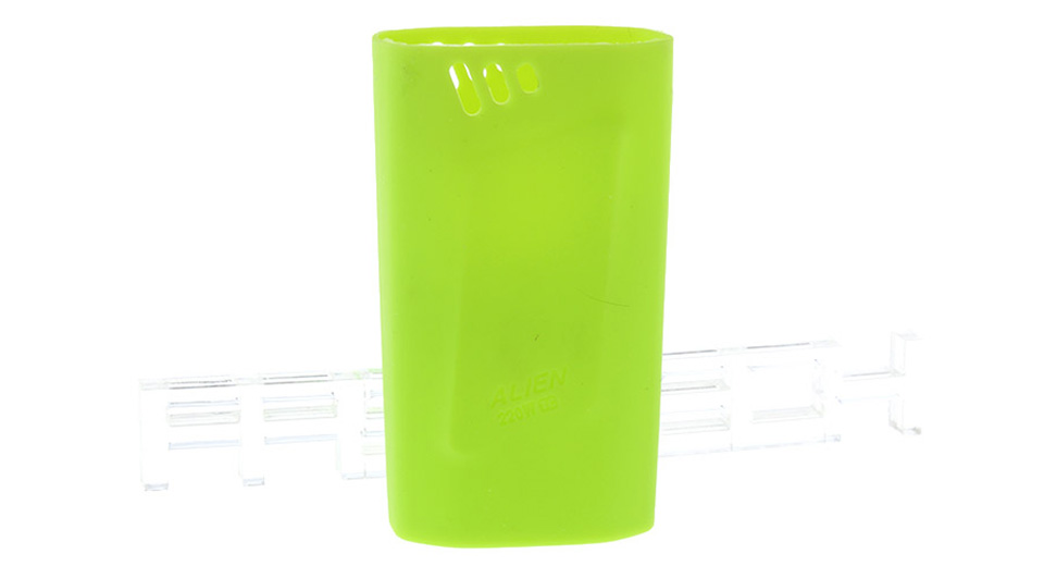 Authentic Clrane Protective Silicone Sleeve Case Smoktech SMOK Alien 220W Mod 220W, Green