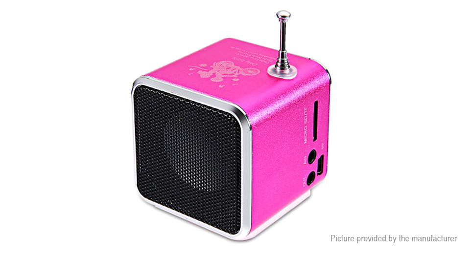 TD-V26 Rechargeable Mini Speaker