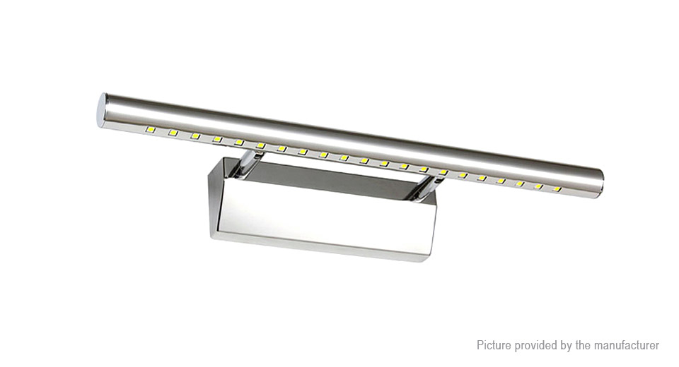 7W 30*5050 100LM LED Wall Light Mirror Front Bathroom Lamp (55cm)