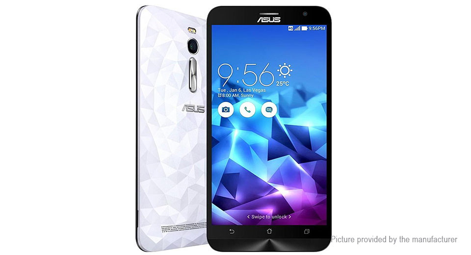 Authentic ASUS ZenFone 2 Deluxe ZE551ML 5.5 IPS LTE Smartphone (16GB/EU)