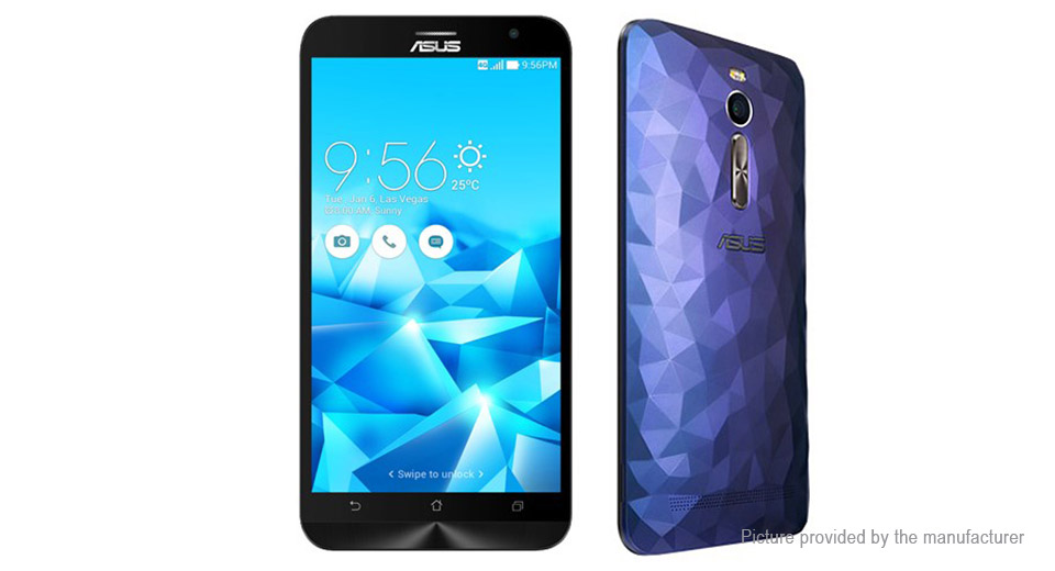 Authentic ASUS ZenFone 2 Deluxe ZE551ML 5.5 IPS LTE Smartphone (16GB/US)