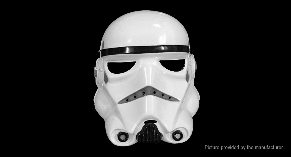 Star Wars The Imperial Stormtrooper Styled Full Face Mask