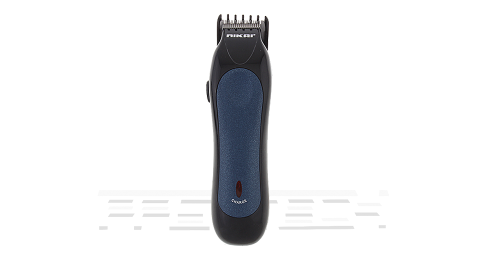 NIKAI NK-1777 Electric Rechargeable Hair Trimmer Clipper