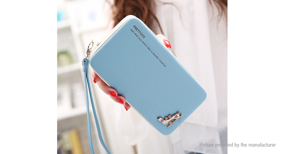 Product Image: women-s-5-5-cell-phone-pu-wallet-case-cover-long