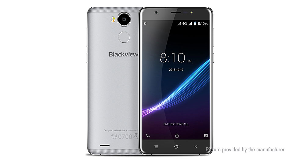 "Blackview R6 5.5"" Quad-Core Marshmallow LTE Smartphone (32GB/EU)"