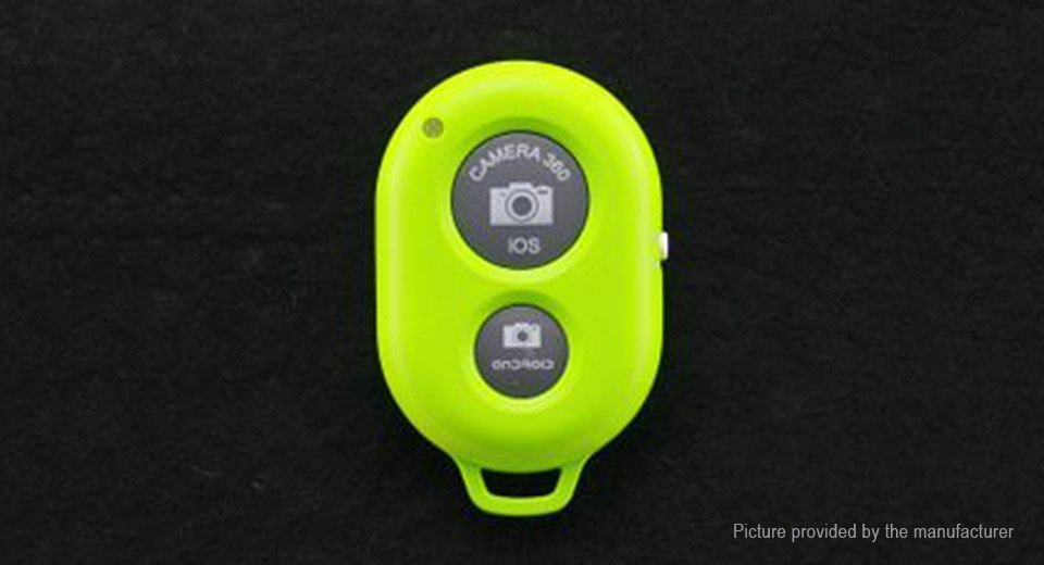 Bluetooth V3.0 Remote Control Camera Shutter for iPhone/Android Smartphones