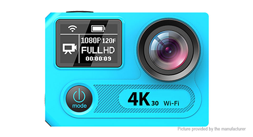 Product Image: h8s-dual-screen-4k-ultra-hd-wifi-sports-action