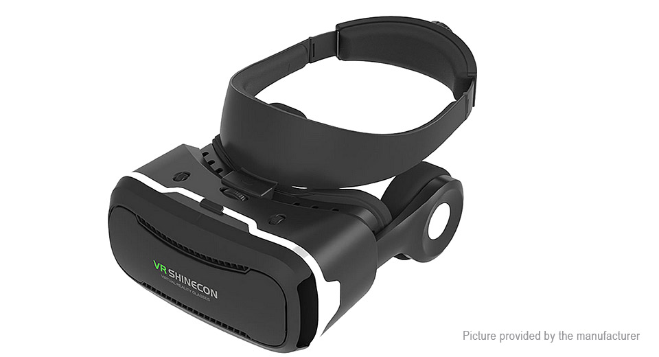 VR SHINECON SC-2GE Virtual Reality VR Headset 3D Goggles