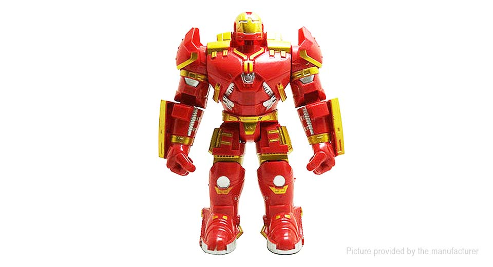 The Avengers Iron Man Action Figure Toy