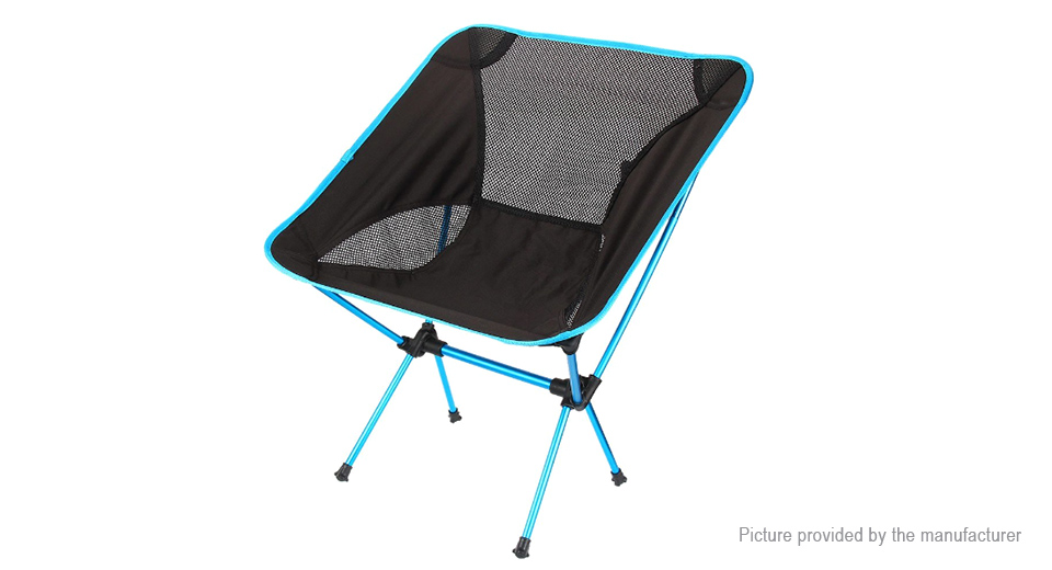 Portable Outdoor Folding Chair Camping Fishing Seat Stool