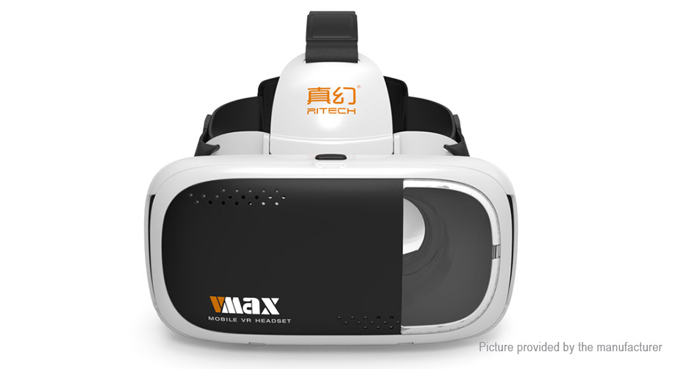 RITECH VMAX Virtual Reality VR 3D Goggles
