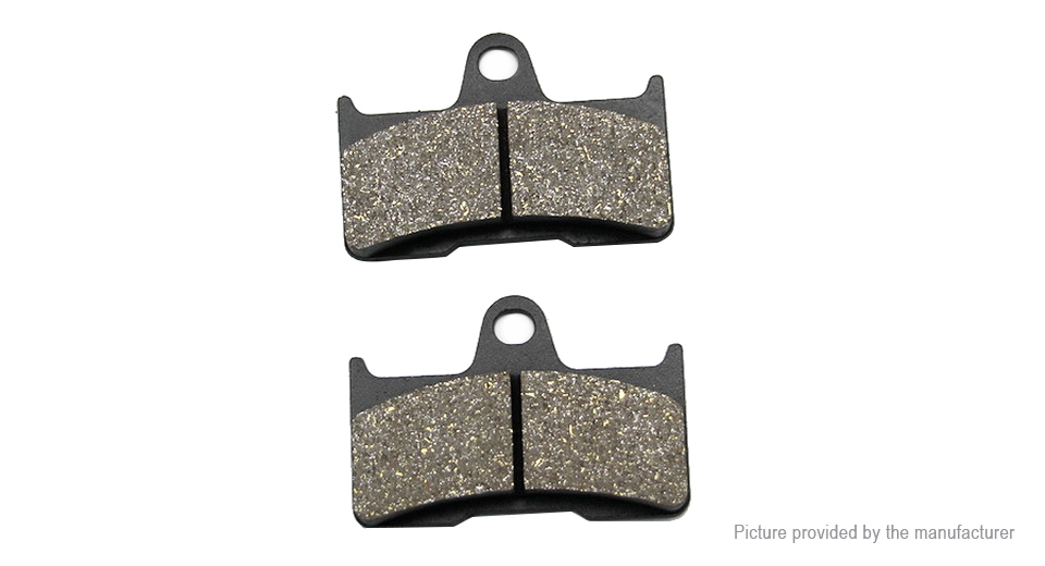 SCLMOTOS Motorycle Disc Brake Pad (Pair)